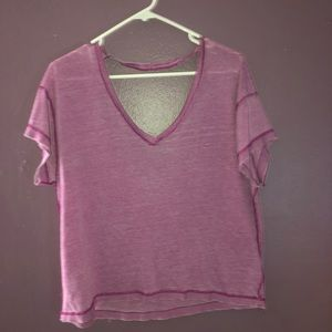 Free people open back top!